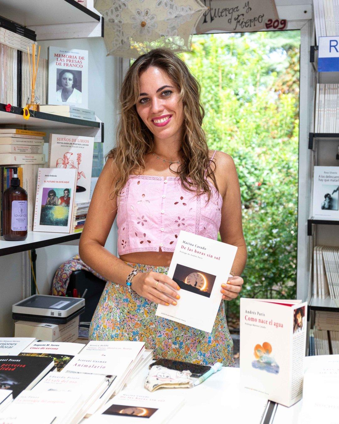 Marina Casado - Los Bardos